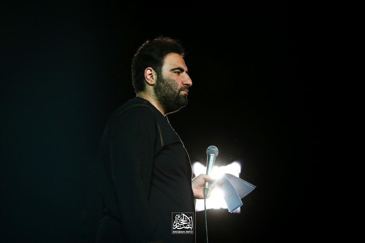 حاج امیر کرمانشاهی - شب شام غریبان محرم 1399