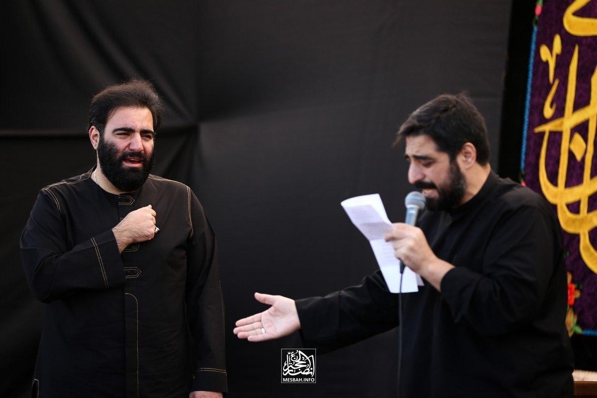 حاج امیر کرمانشاهی - روز اول عزاداری آخر صفر 99