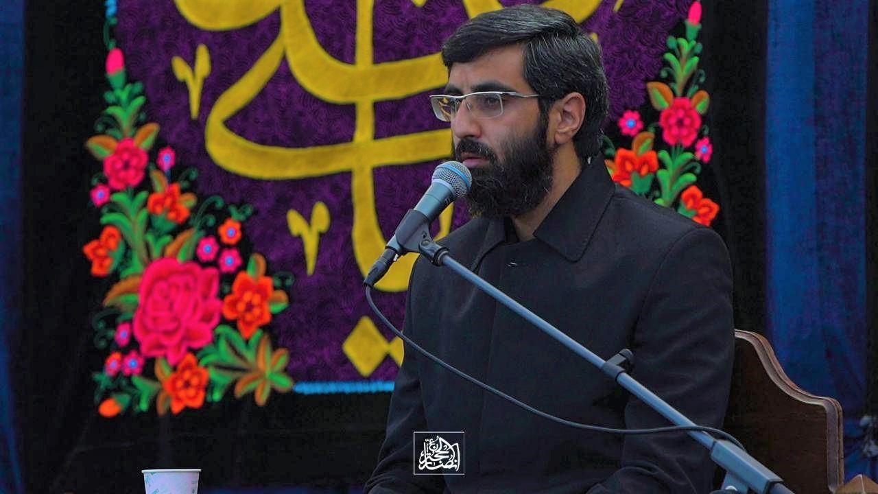 حاج امیر کرمانشاهی - روز دوم عزاداری آخر صفر 99