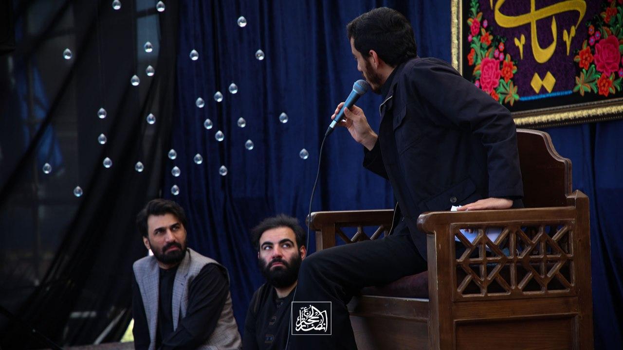 حاج امیر کرمانشاهی - روز سوم عزاداری آخر صفر 99